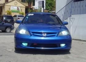 Honda Civic EX-Coupe 2002