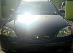 Honda Civic EX-Coupe 2007