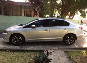 Honda Civic EX Special Edition 2014