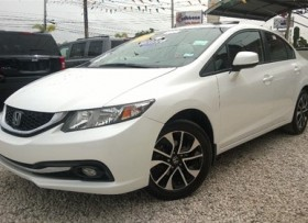 Honda Civic EXL 2013