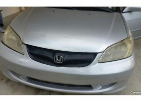 Honda Civic Gris