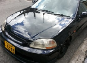 Honda Civic Hatchback 1997