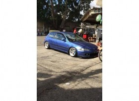 Honda Civic Hatchback 94