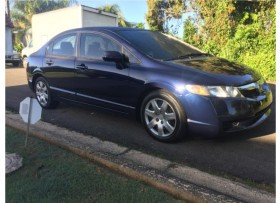 Honda Civic LX 2010 solo 19000 millas