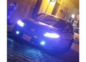 Honda Civic LX estilo Mugen