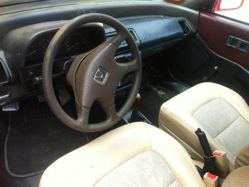 Honda Civic Nuevo 2001 En Santiago