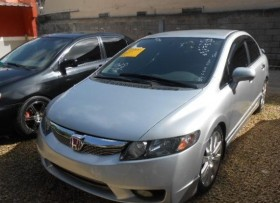 Honda Civic SI 2010