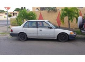 Honda Civic Sedan del 89