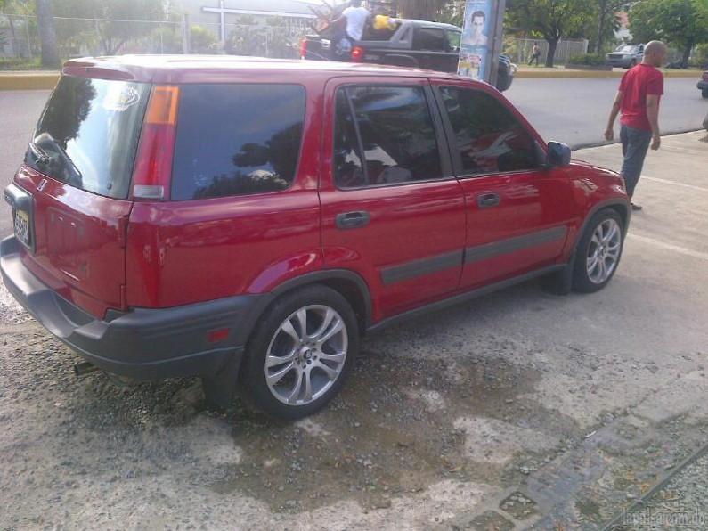 Honda Crv 1998 En Santiago