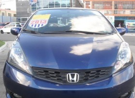 Honda Fit  2013