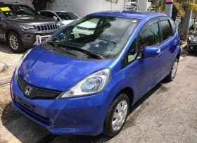 Honda Fit 2011 Impecable