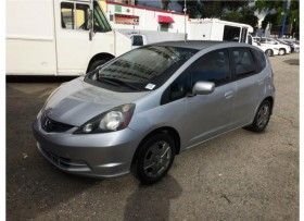 Honda Fit 2012 bella solo 9995