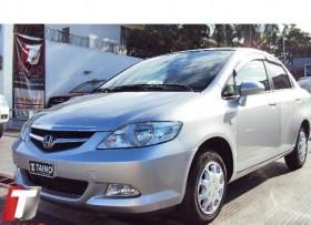 Honda Fit Arias 2008
