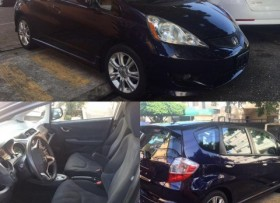 Honda Fit Sport 2010 Americano recImportado