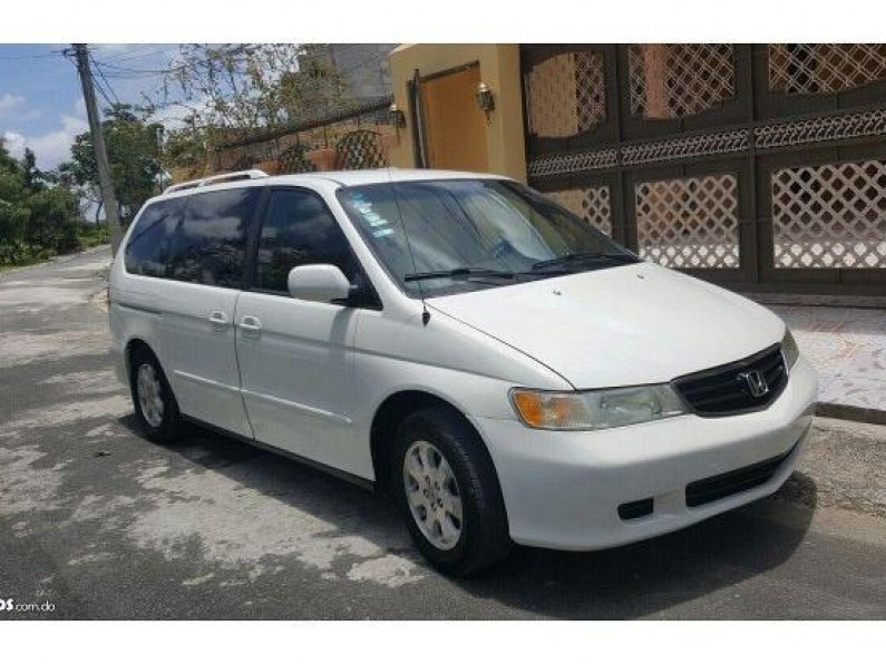 Honda Odyssey 2003 precio negociable