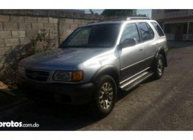 Honda Passport 2002