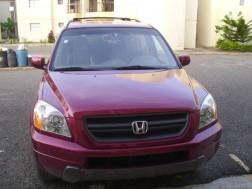 Honda Pilot 2004 excelentes