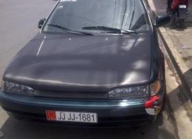 Honda accord 1994 color verde año 93 el full