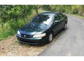 Honda accord 1998 automatico aire