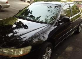 Honda accord 2001 negro v4