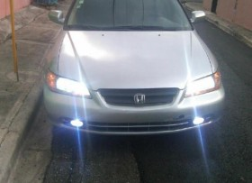 Honda accord 2002 americano nitido