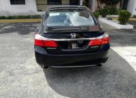 Honda accord 2013 sport