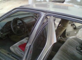 Honda accord 89 con gas