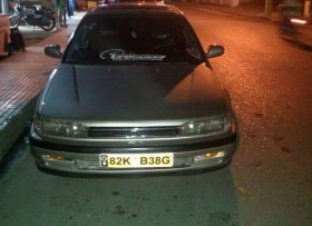 Honda accord 91 con motor 97