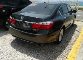 Honda accord ex 2013 gris