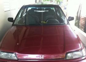 Honda cívic 1990 cola pato