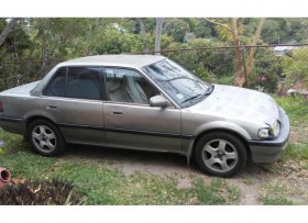 Honda civic 1988 4 prts