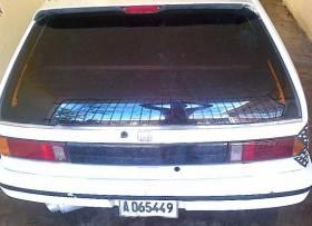 Honda civic 1988 Blanca hatchback
