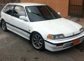 Honda civic 1988 hatchback