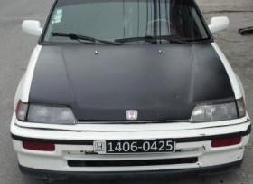 Honda civic 1990 blanco