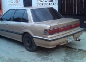 Honda civic 1990 dorado
