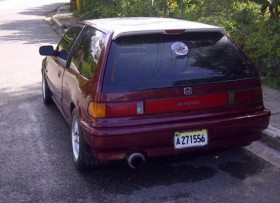 Honda civic 1990 hatchback