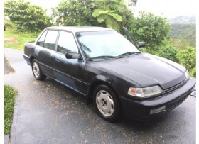 Honda civic 1991 600