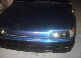 Honda civic 1991 cola de pato