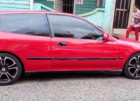 Honda civic 1992 eg