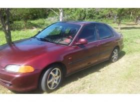 Honda civic 1992 en buenas condiciones