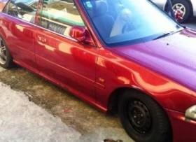 Honda civic 1994 Balleno nitido