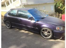 Honda civic 1999 1300 omo