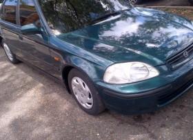 Honda civic 2000 FERIO