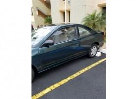Honda civic 2002 4500 OMO