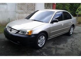 Honda civic 2003 excelentes condsv-sc