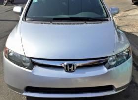 Honda civic 2007 ex sencillo