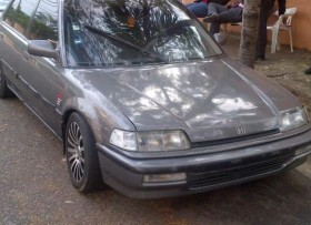 Honda civic 91