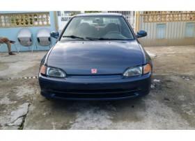 Honda civic 92