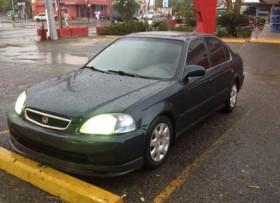 Honda civic 96 americano