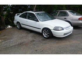 Honda civic 97 std